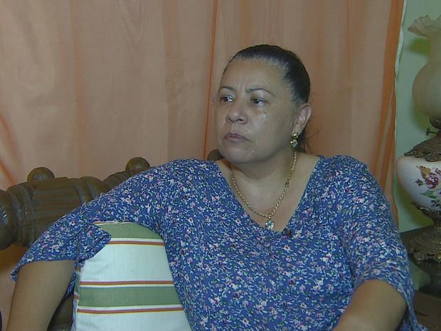 Sandra Feliciano (Foto: Reprodução/ TV Rondônia)