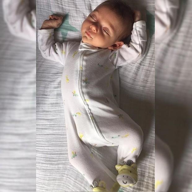 Lucca, filho de Fernanda Machado (Foto: Reprodução/Instagram)