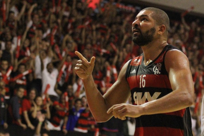 Basquete Nbb Flamengo x Mogi semifinal jogo 3  (Foto: Gilvan de Souza )
