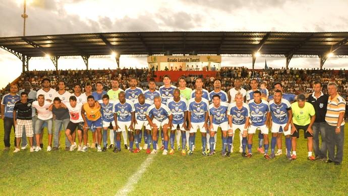 Último jogo da final do Campeonato Rondoniense 2012 (Foto: Leandro Nunes/Divulgação)