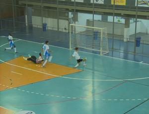 Copa Integração de Futsal Barbacena (Foto: Reprodução/TV Integração)