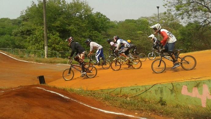 Tocantins na Copa Cidade de Goiânia de Bicicross (Foto: Divulgação)