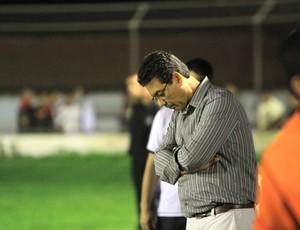 Heron Ferreira, técnico do ASA (Foto: Ailton Cruz/ Gazeta de Alagoas)