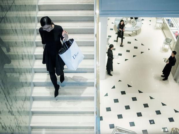 Dior conta com três pontos de venda em Pequim e 20 na China. (Foto: Reuters)