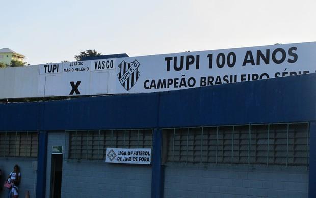 vasco x tupi (Foto: Gustavo Rotstein)