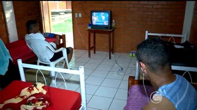 Enxuga Rato no CT (Foto: Reprodução/TV Clube)