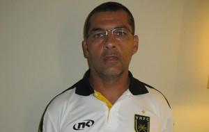 Técnico Virgílio Ferreira (Foto: Arquivo pessoal)