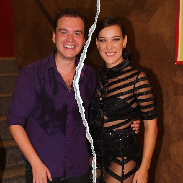 Adriana Birolli e Alexandre Contini (Foto: Thiago Duran/AgNews)