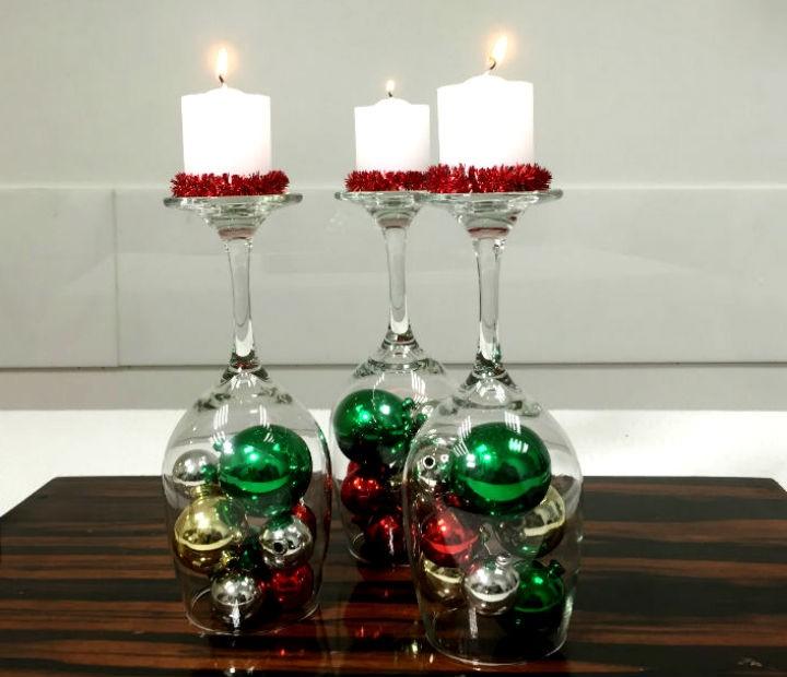 Enfeites de Natal: aprenda como fazer um arranjo de mesa (Foto: Renata Viot/Gshow)