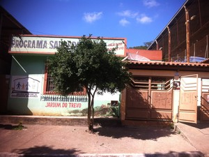 Unidades Básicas de Saúde e Postos de Saúde da Família receberam médicos do programa (Foto: Maria Freitas/ G1)