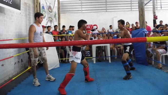 Competição! 1º Black Kickboxing promete lutas emocionantes no AP (Foto: Divulgação/Clube do Faixa Preta)