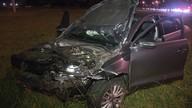 Polícia diz que houve racha em acidente na L4