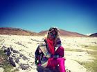 Giovanna Ewbank enfrenta desafio no Atacama: 'Vontade de chorar'