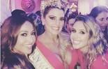 Mari Paraíba desfila beleza no Baile do Copacabana Palace com Sabrina (Reprodução Instagram)
