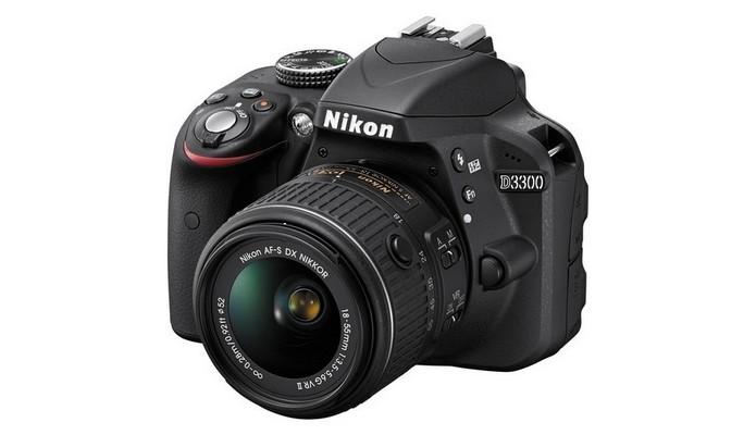 Nikon D3300 (Foto: Divulgação/Nikon)