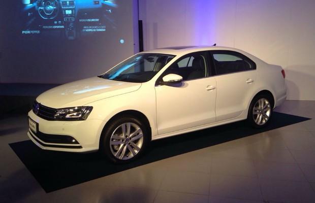 Novo Volkswagen Jetta (Foto: Giulia Lanzuolo)