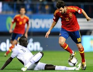 Fàbregas Espanha França (Foto: Getty Images)