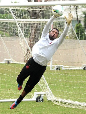 Felipe. treino do Flamengo (Foto: Alexandre Vidal / Fla Imagem)