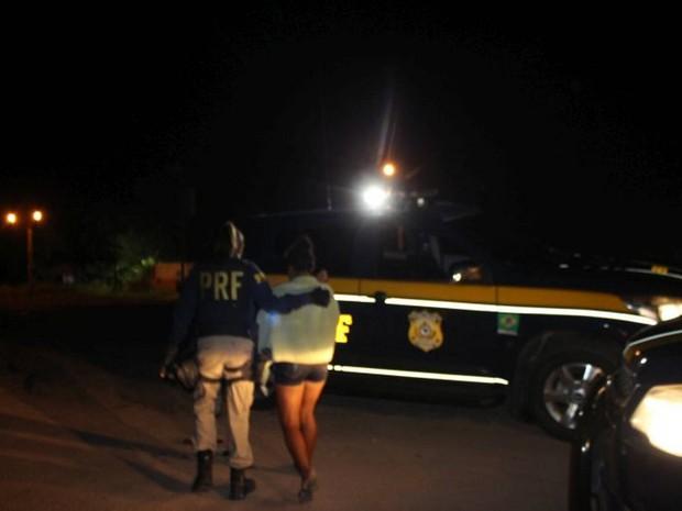 Polícia prende mulher suspeita de levar bebê de hospital, no Pará