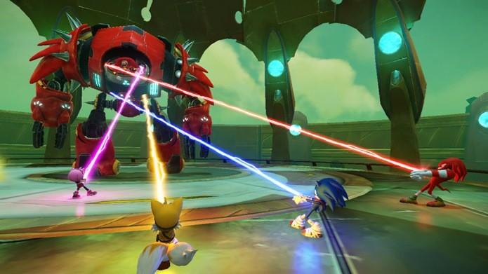 Multiplayer local é um dos destaques positivos do jogo (Foto: Divulgação)
