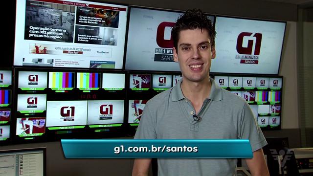Alexandre Lopes, editor-chefe do G1 (Foto: Reprodução/TV Tribuna)