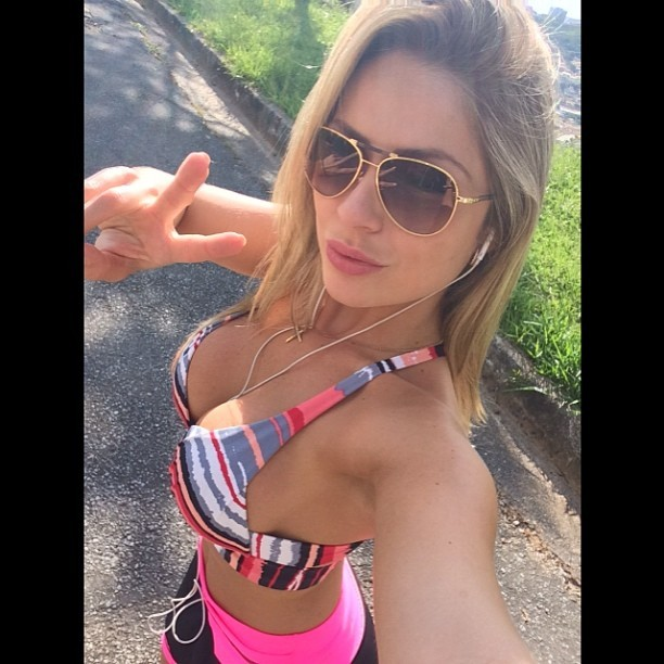 Ex-BBB Renatinha (Foto: Instagram / Reprodução)