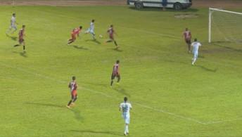 Ji-Paraná e Real Ariquemes travam batalha por gols que custaram a sair
