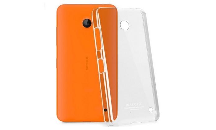 Capa Cristal para Nokia Lumia 630 (Foto: Divulgação/Imak)