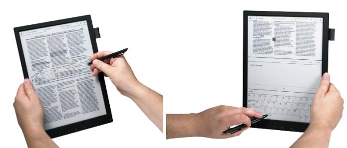 Sony anunciou novo e-reader para maio (Foto: Divulgação/Sony)