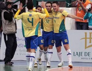 falcão brasil x argentina futsal (Foto: Zerosa Filho/CBFS)
