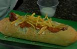 Aprenda a preparar um cachorro-quente com ingredientes regionais (TV Morena)