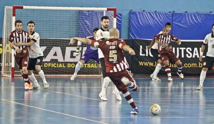 Ciço Orlândia Corinthians Liga Futsal (Foto: Márcio Damião/Divulgação)