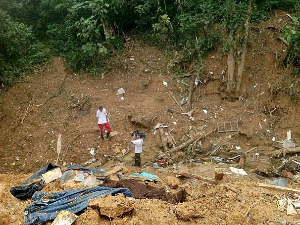Ação: região serrana (Foto: Divulgação)