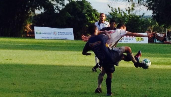 Palmas vence o Guaraí por 2 a 1 na 2ª rodada do Tocantinense (Foto: Alexandre Alves/ TV Anhanguera)