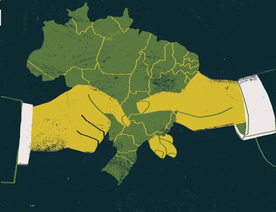 Corrupção (Foto:  Ilustração André Ducci)