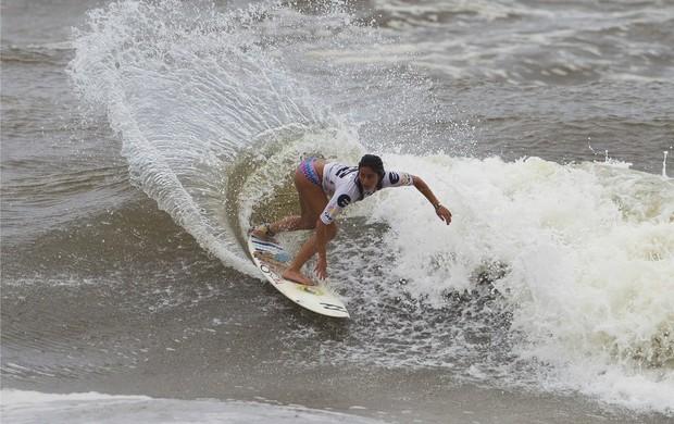 surfe Alessa Quizon no Rio Pro (Foto: Kirstin Scholtz / ASP)