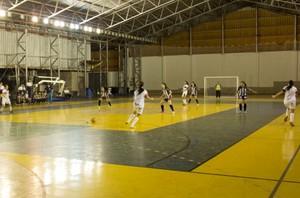 Ginásio de esportes da Unigran, em Dourados (Foto: Divulgação/Unigran)
