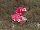 'Pensavam que era assalto', diz marido de mulher morta em acidente de moto