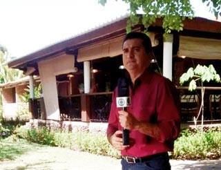 Marcos Teixeira comanda o Clube Rural deste domingo (02) (Foto: Milena Sousa)