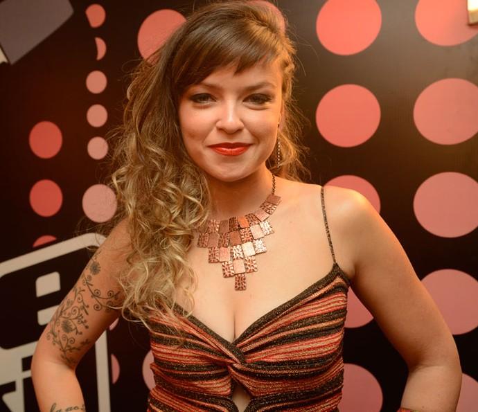 Tamiel já teve romance com ex-The Voice Grace Carvalho (Foto: Isabella Pinheiro/Gshow)