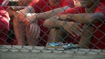 Detentos têm dia de 'contação de histórias'  (Jéssica Balbino/G1)