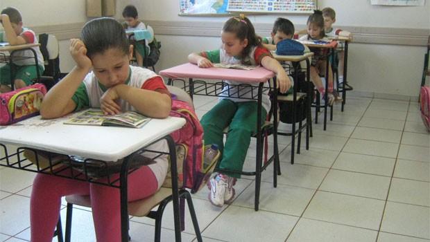 Dia Temático Amigos da Escola (Foto: Divulgação/RPC TV)