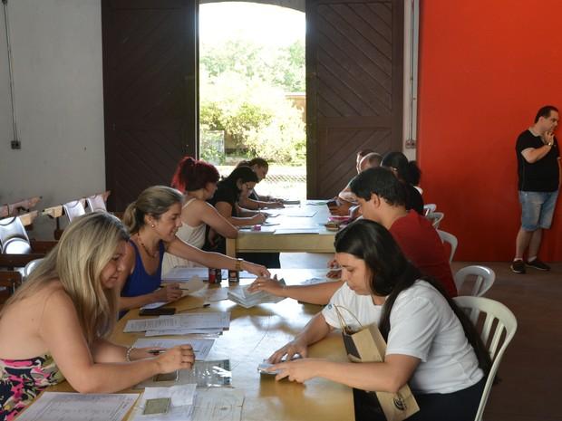 Casamento Comunitário recebe 130 inscrições de casais em Sorocaba (Foto: Felipe Pinheiro/Prefeitura de Sorocaba)