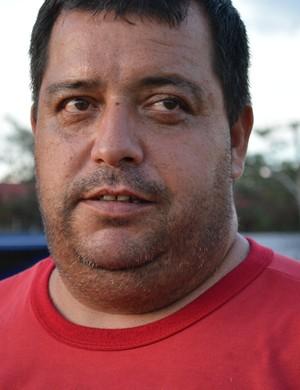 Fernando Lage - técnico do Morumbi (Foto: Emanuele Madeira)