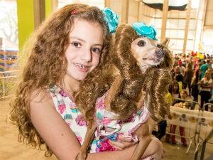 Concurso de cães (Foto: Divulgação)