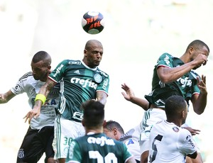 Felipe Melo Palmeiras x Ponte Preta (Foto: Marcos Ribolli)