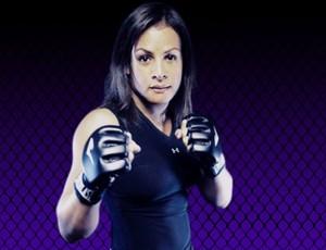 MMA - Fallon Fox lutadora transexual (Foto: Divulgação/Site Oficial)