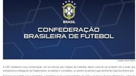 CBF adia a final da Copa do Brasil por tempo indeterminado (Reprodução)