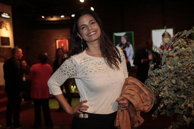 Emanuelle Araújo (Foto: Isac Luz / EGO)