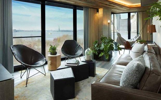 Site elege os 10 hotéis mais bem decorados do mundo de 2017 (Foto: Divulgação)